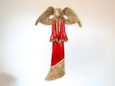 Figurki Dekoracyjne Anioły Ręcznie Robione Sklep Internetowy